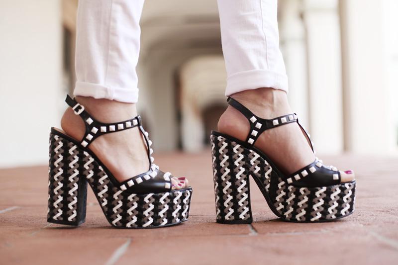 zeppe altissime | scarpe con zeppa
