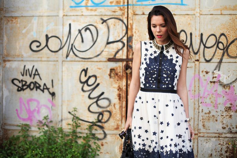 DIESEL ABITO CON STELLE | Diesel dress
