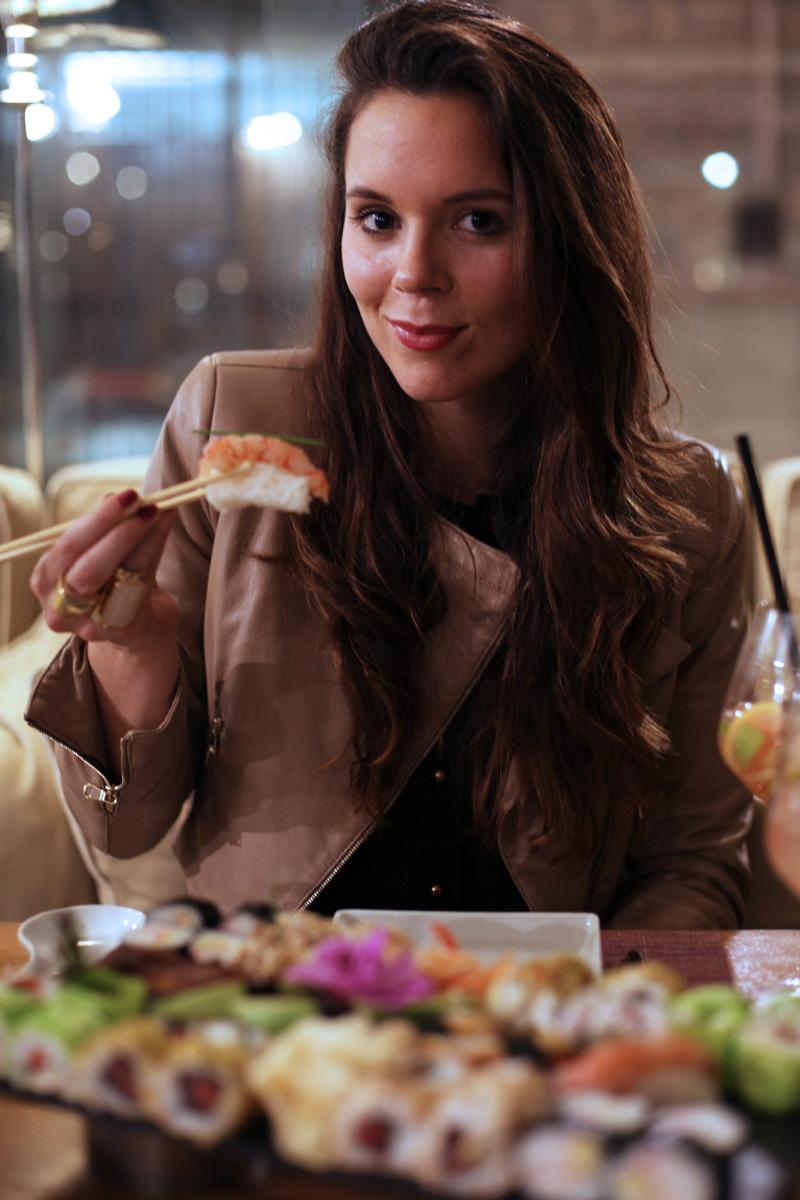 fusion food | sushi fusion | irene colzi
