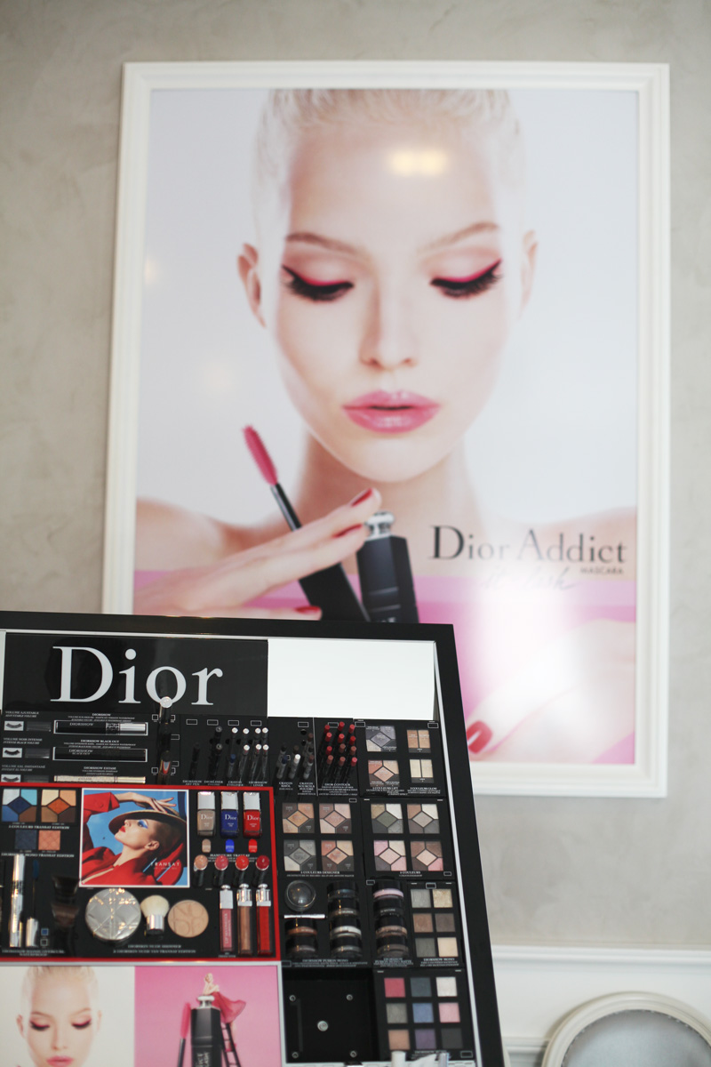 make up |trucchi dior