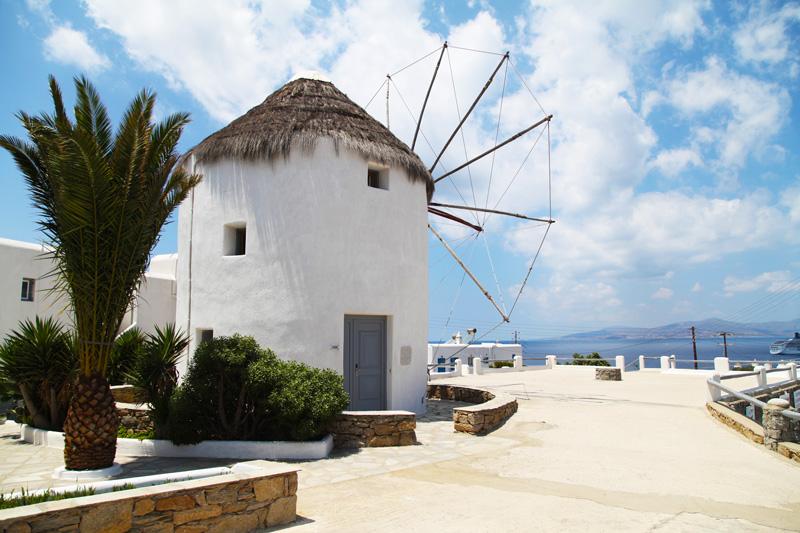 Grecia Mykonos