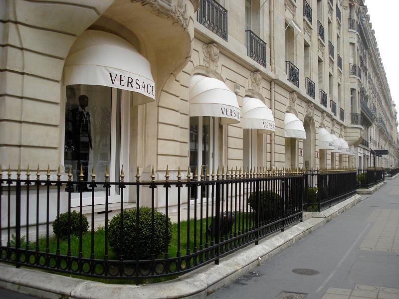 Avenue Montegne parigi