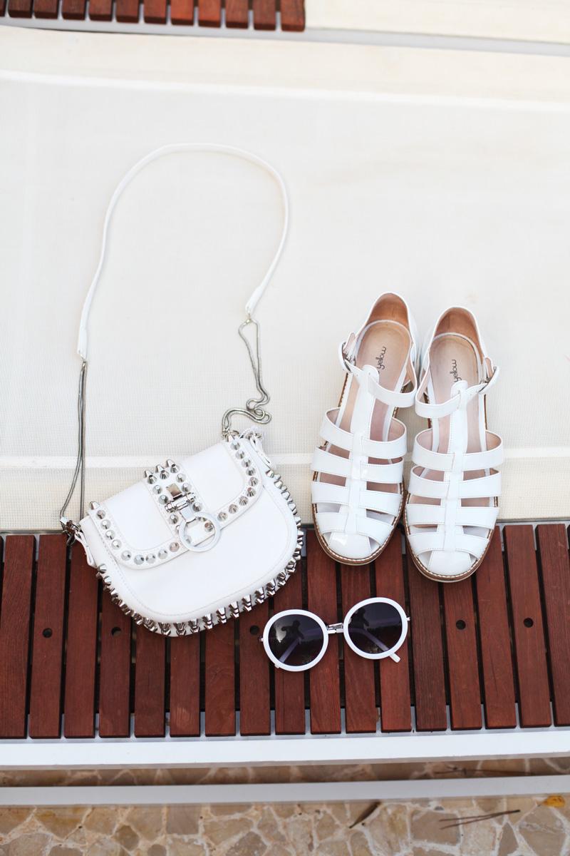 accessori bianchi