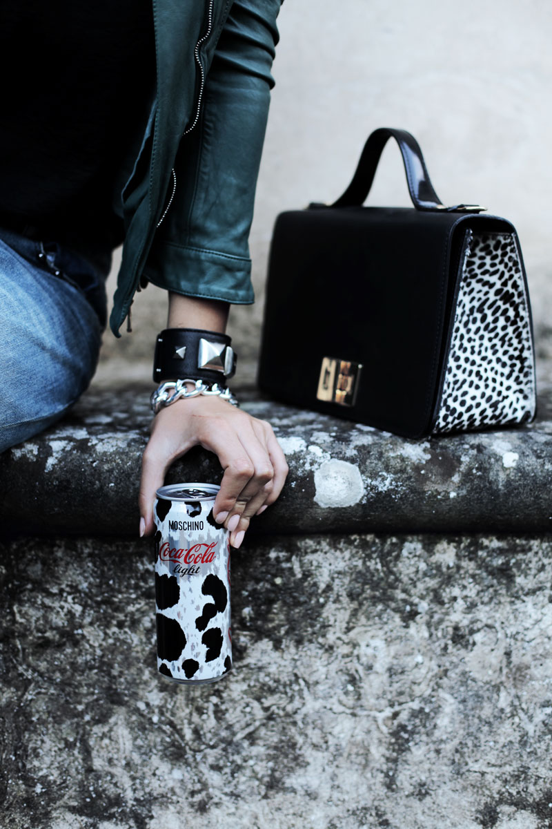 coca-cola light moschino