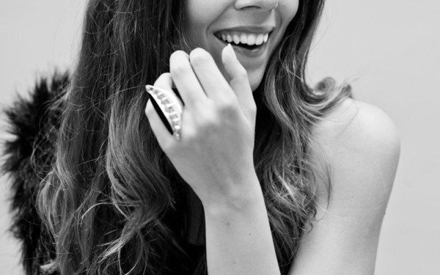 sorriso donna bianco e nero - irene colzi fashion blogger (2)