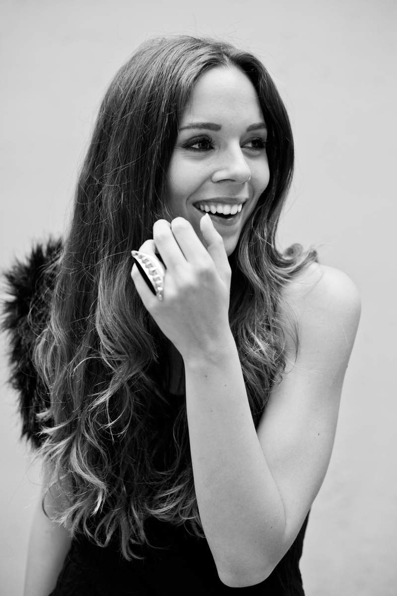 sorriso donna bianco e nero - irene colzi fashion blogger (2)