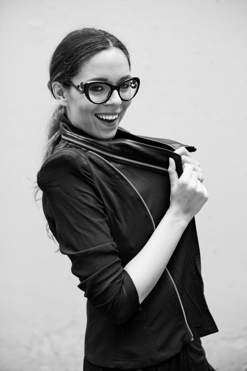 sorriso donna bianco e nero - irene colzi fashion blogger (5)