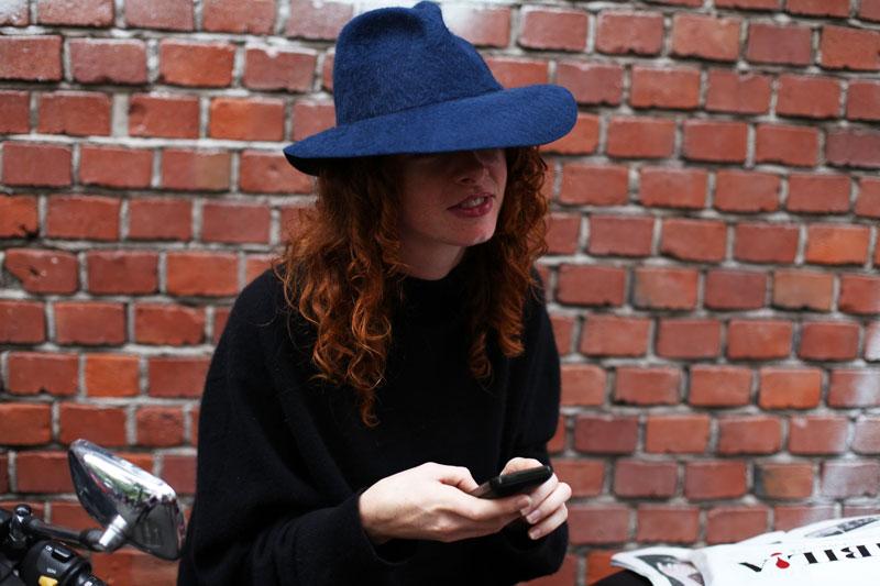 streetstyle milano fashion week