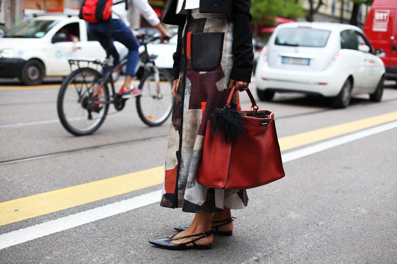 streetstyle milano fashion week 2014