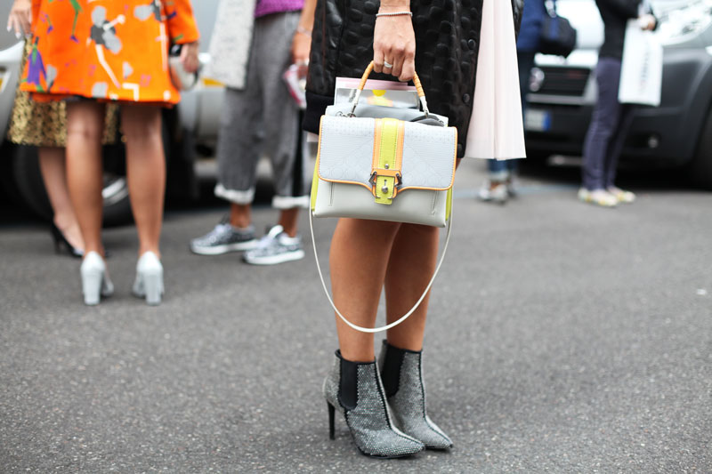 streetstyle cademartori bag