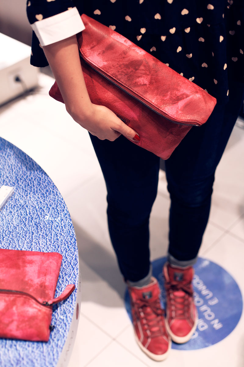 borsa scarpe geox