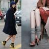 Calzini e tacchi, calze e decollete, stivali e calzettoni: istruzioni per l'uso!