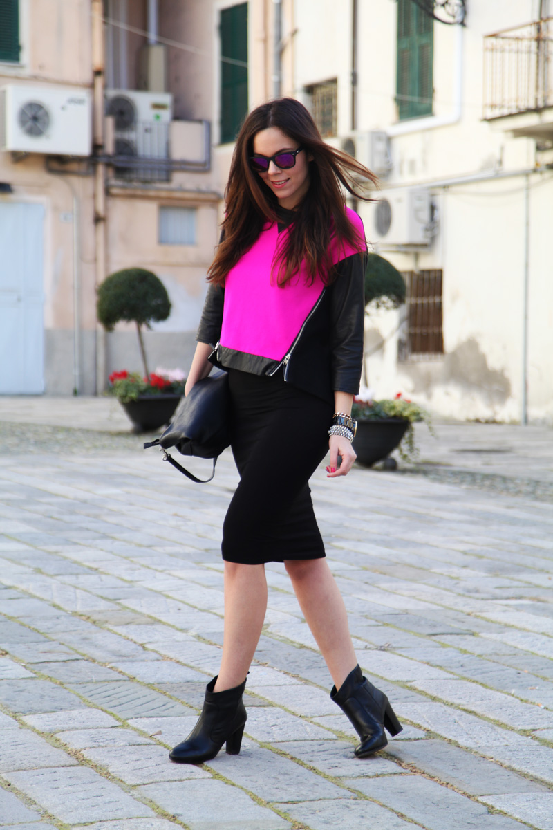 meet 87c4e e23db Longuette o Pencil skirt: ecco come indossarla! Viva le curve!