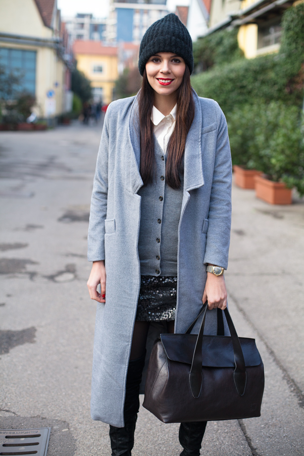 look cappotto lungo