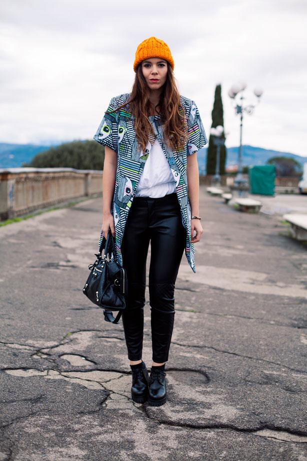 look pantaloni di pelle (1)