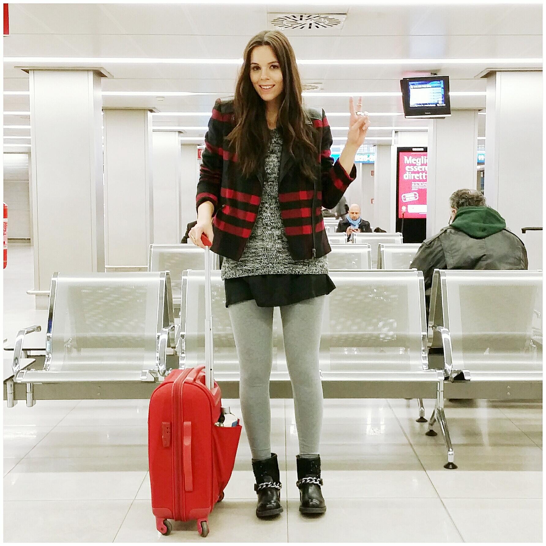 Come vestirsi in viaggio