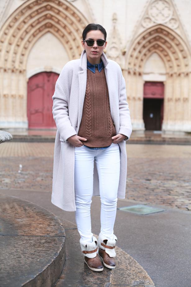 pantaloni bianchi look (1)