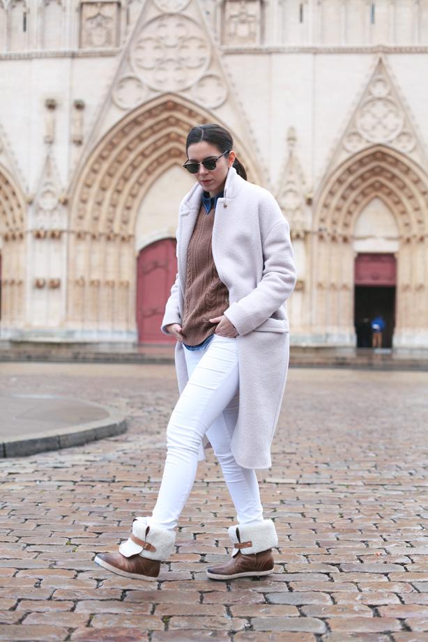 pantaloni bianchi look (2)