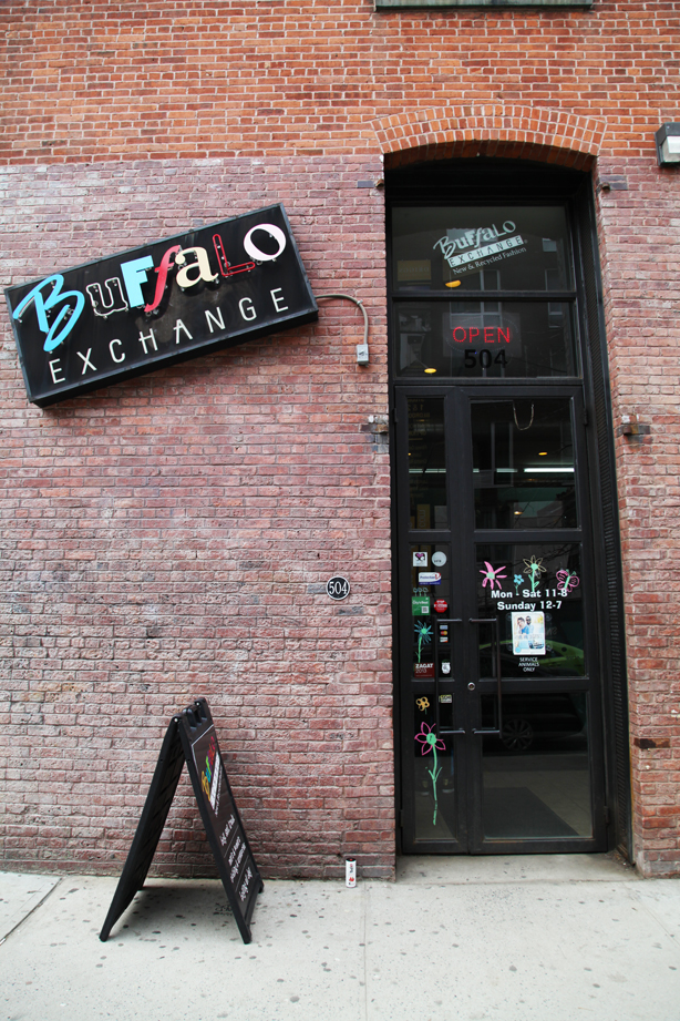 buffalo exhange williamsburg