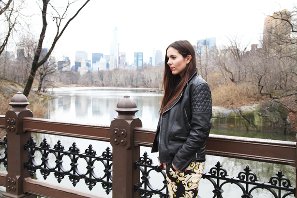 outfit in central park
