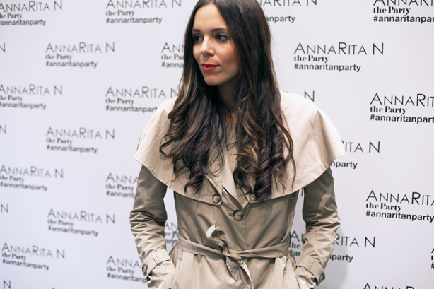 evento anna rita N milano fashion week (1)