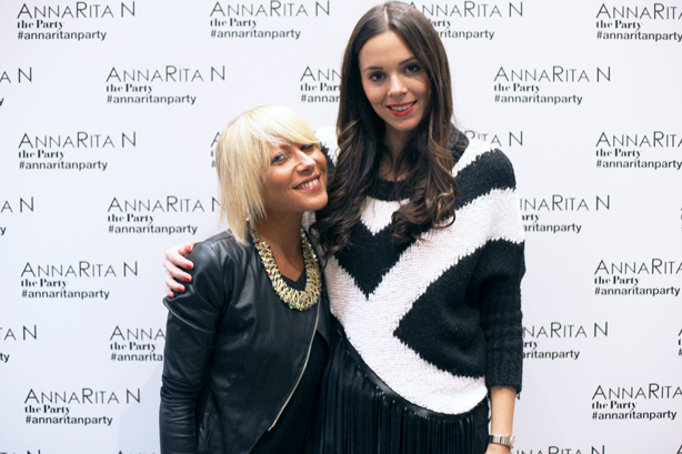 evento anna rita N milano fashion week (2)
