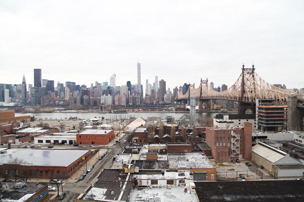 queens skyline new york