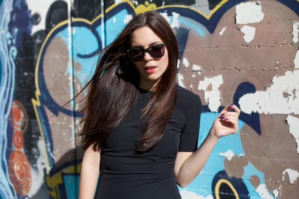 vestitino nero