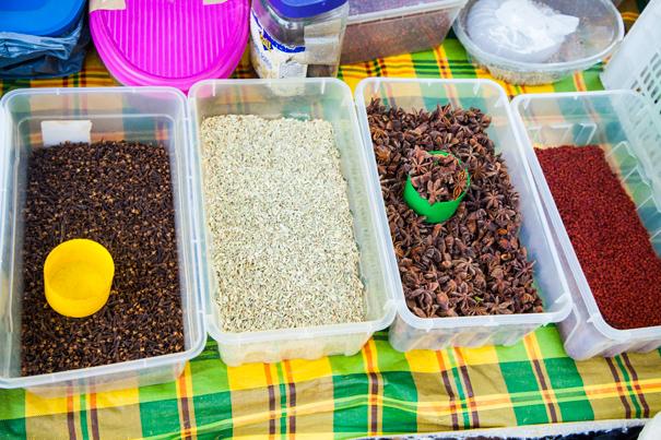 spezie dei caraibi