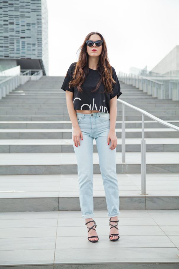 Calvin Klein primavera estate 2015