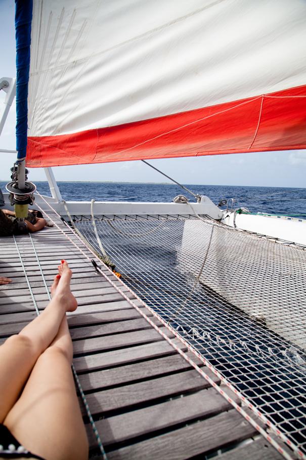 guadeloupe catamaran