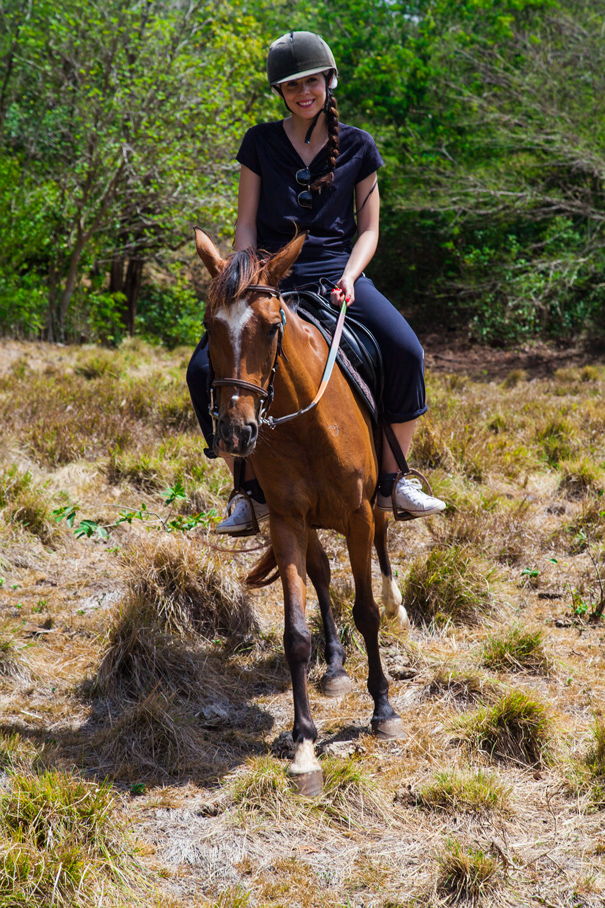 horse riding in guadeloupe