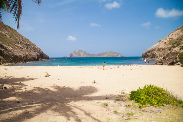 spiaggia les saintes