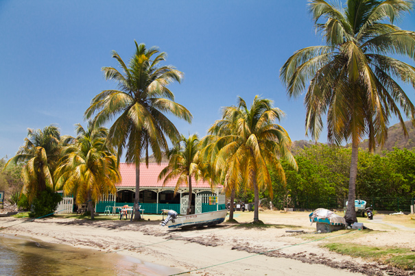 spiaggia caraibi