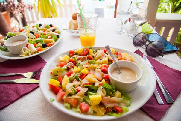 cibo caraibi