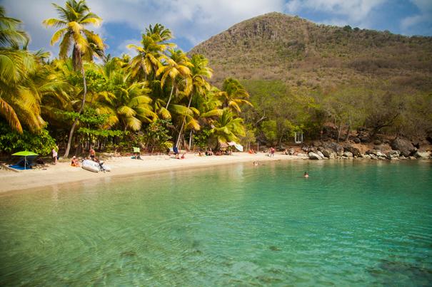 mare caraibi antille francesi
