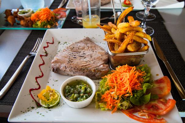 bistecca di tonno