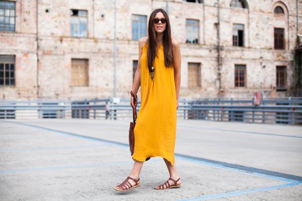 outfit vestito estate