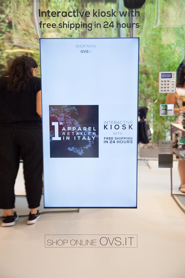 negozio ovs expo