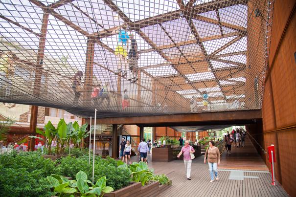 padiglione brasile expo