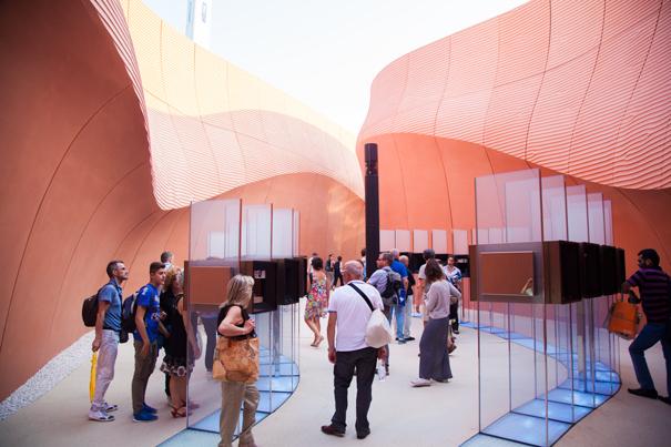 padiglione emirati arabi expo