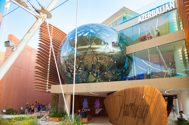 azerbaigian expo milano