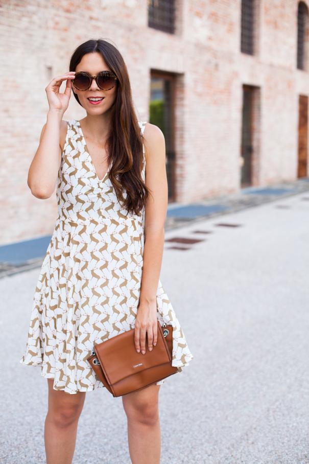 outfit aperitivo elegante