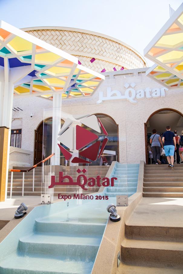 qatar padiglione expo 2015