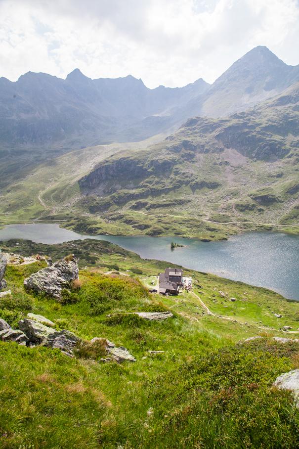 percorsi hiking montagna