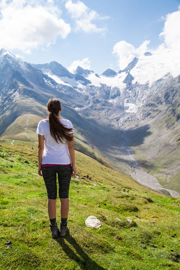 paesaggi austriaci estivi