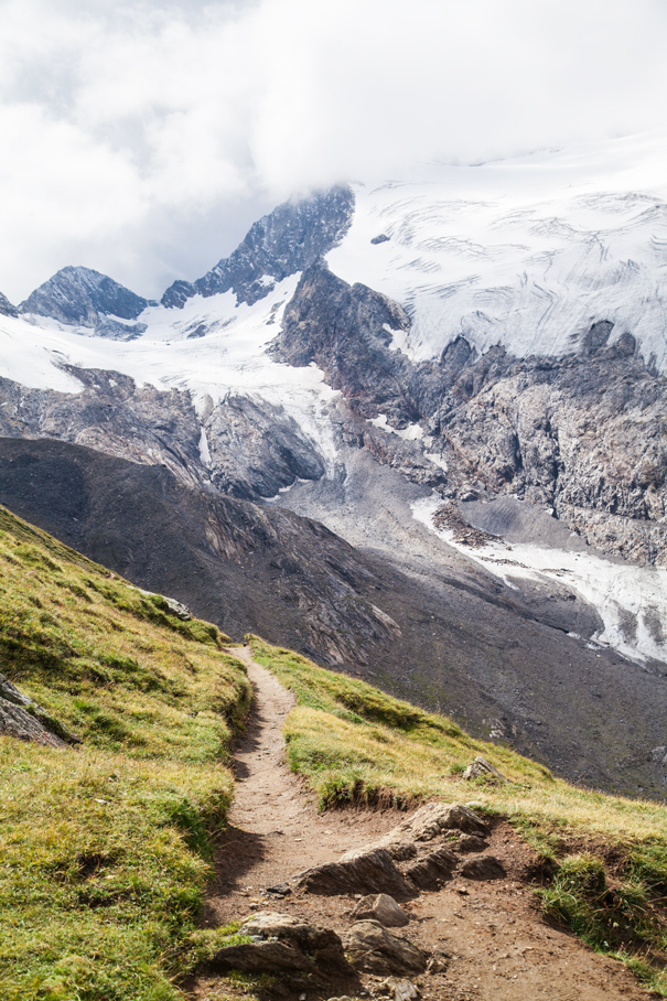 hiking obergugl
