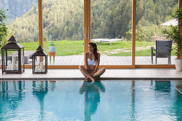 hotel piscina austria