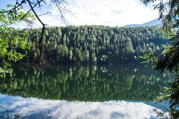 riflesso lago austria
