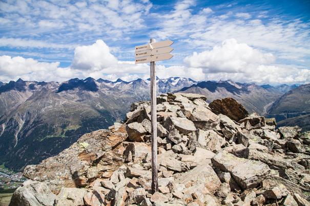 montagne austriache